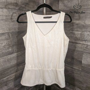 The Limited Sequin Tank Top